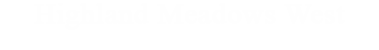 Highland Meadows West, Polk County, Florida
